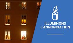 Illuminons L'Annonciation